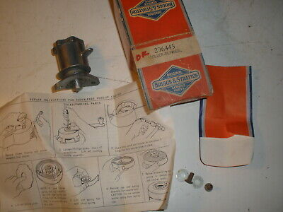 Briggs Stratton Gas Engine Flywheel Holder 296445 New Old Stock Vintage