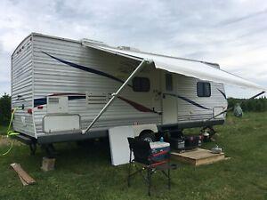 Camper Jay Flight 24'