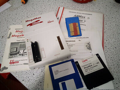 Megamax Device Programmer Professional Device Memory Microcontrollere.e.tools