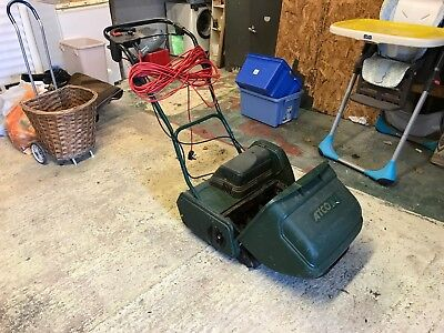 ATCO auto drive cylinder mower