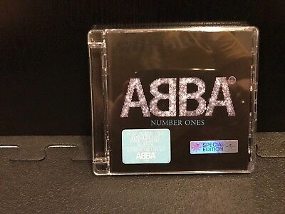 ABBA Number Ones UK Special Edition CD - Used
