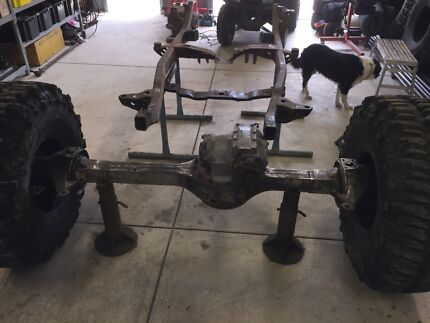 Wanted: 2.5 ton Rockwell steer diffs Rockingham Rockingham Area Preview
