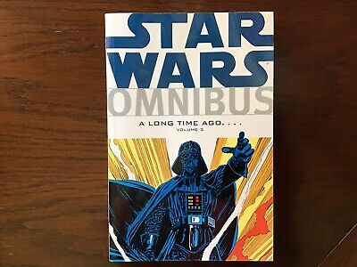 Star Wars Omnibus A Long Time Ago Vol 3 . Dark Horse Reprints The Marvel Classic