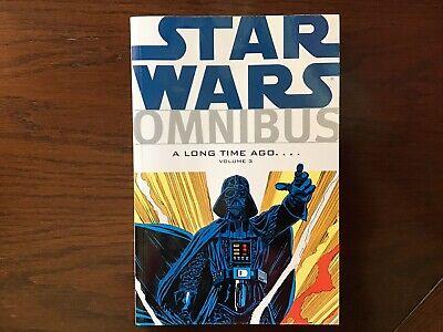 Star Wars Omnibus A Long Time Ago Vol 3 . Dark Horse Reprints The Marvel Classic