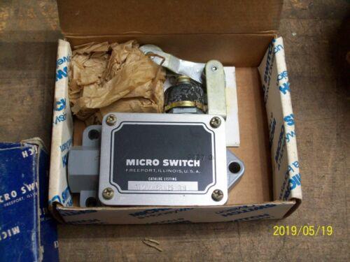 MICRO SWITCH BZF2-2RN25-RH