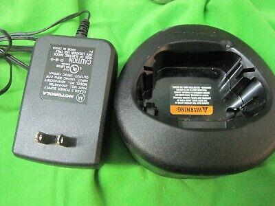 Motorola Ntn8831a Tri-chem Impres Radio Charger Vhf Xts5000 Xts2500  Lot Bb200