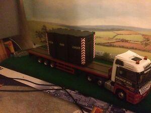 Corgi Heavy Haulage Modern Truck Crane Ballast Load Only 1/50