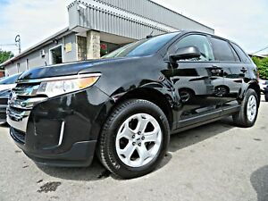 Ford Edge 2014  4 portes SEL, Traction intégrale Cuir toit 4x4 N