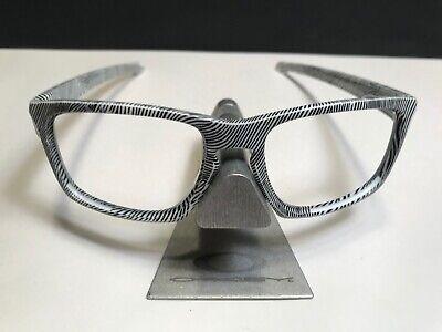 OAKLEY SLIVER FINGER PRINT WHITE FRAME ONLY Oakley Print Sunglasses