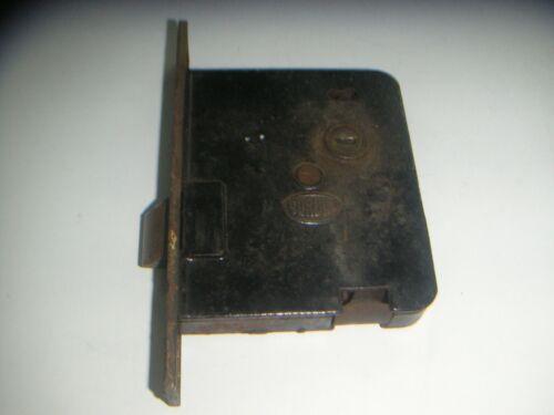 Antique Corbin Mortise Deadbolt Door Lock NO KEY