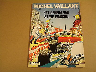 STRIP / MICHEL VAILLANT - HET GEHEIM VAN STEVE WARSON