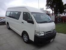 2011 TOYOTA HIACE COMMUTER LOW KMS - AUTO - GREAT MINIBUS Currumbin Waters Gold Coast South Preview