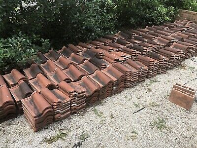 Ludowici Clay Roof Tile - Price Is For One Tile 1000 Available