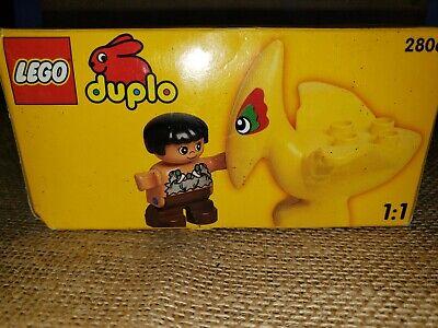 Lego Duplo Dinosaur Pteradactyl Animal People Lot Set #2806 NEW SEALED BOX