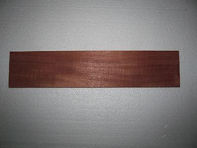 "Spanish Cedar Lumber  3"" X 14"" X 1/4""  planed 4 sides"