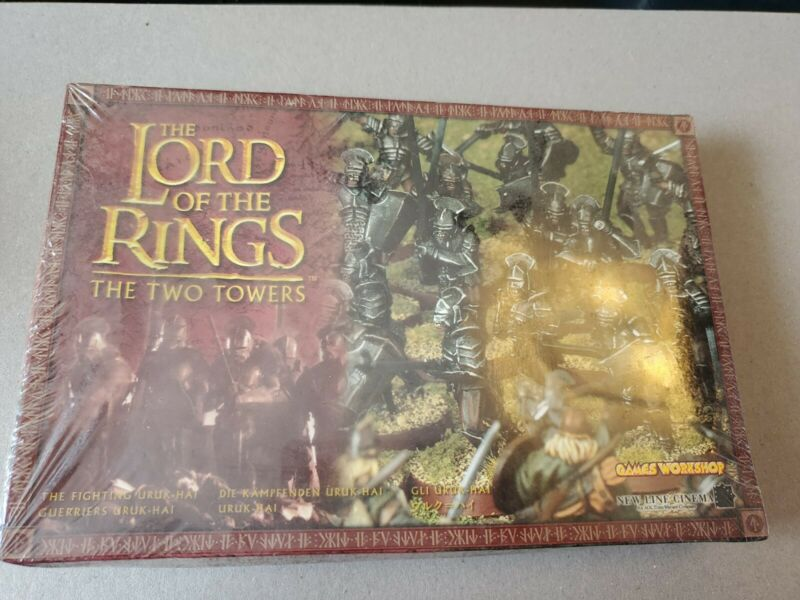 The Lord Of The Rings - The Fighting Uruk Hai - Games Workshop