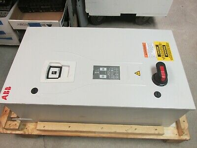 New.. Abb Auto By-pass Transfer Switch 3hp Cat Ach550-bd06a9-4e213 .. Whs-2-06