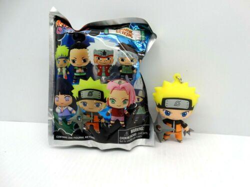2002 Monogram Naruto Shippuden Figural 3D Keyring Naruto Series 1 New Open Bag