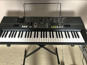 Casio CTK-710 Keyboard with stand