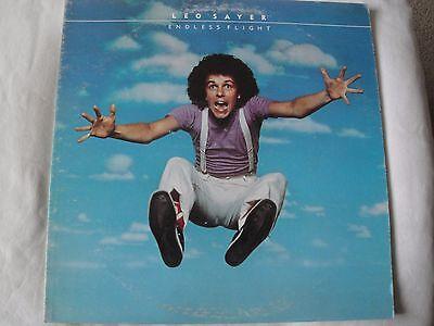 Leo Sayer Endless Flight Vinyl Lp 1976 Warner Bros  Records Hold On To My Love