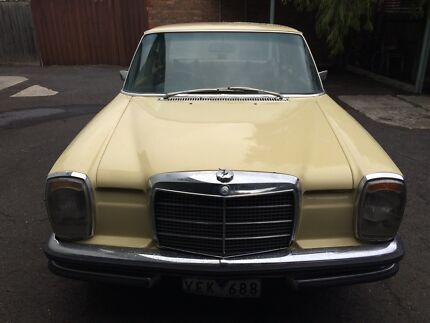 Mercedes Benz 280 1973 Murrumbeena Glen Eira Area Preview