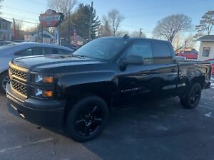 2015 Chevrolet Silverado 1500 LS BLACKED OUT EDDITION