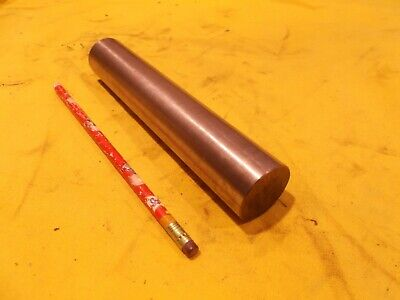 4130 Steel Rod Machine Tool Die Shop Round Bar Stock 1 516 Od X 7 Oal
