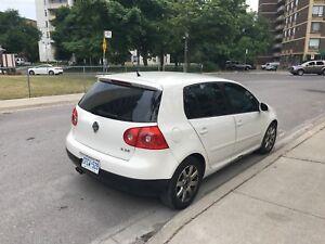 Volkswagen rabbit low on gas