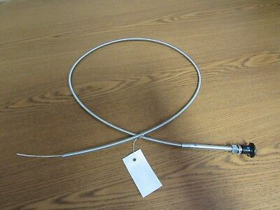 John Deere M 1010 320 420 Tractor Choke Cable At21782  9525
