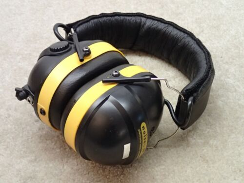 Noise Buster PA 4000 ANR Noise Cancelling Safety Earmuff