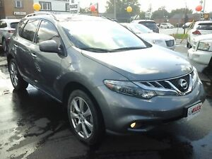 2013 NISSAN MURANO S- PANORAMIC SUNROOF, NAVIGATION SYSTEM, LEAT