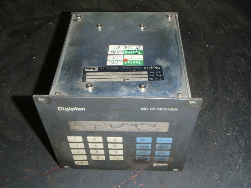 Digiplan Mc 20 Indexer Mc20-r
