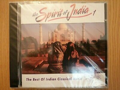 Spirit of India, Vol. 1, The Best Of Indian classical music - Various Artists
