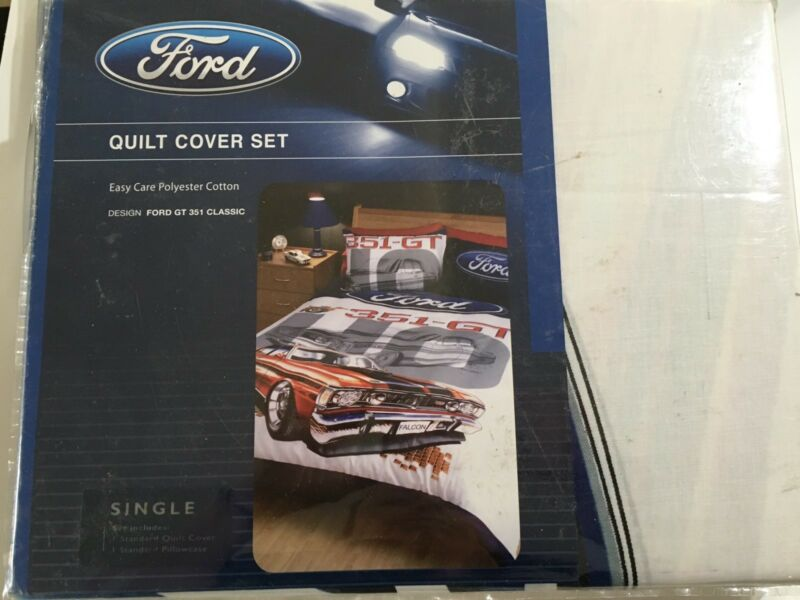 Ford Falcon Quilt Cover Gt Ho Original Manchester Textiles Gumtree Australia Liverpool Area Liverpool