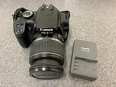 Canon EOS Rebel XTi Digital Camera w/18-55mm Lens