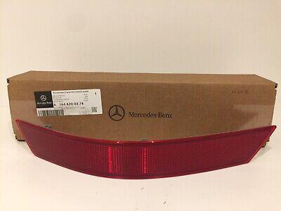 RH Rear Bumper Reflector Lens For Mercedes-Benz W164 ML A1648201574