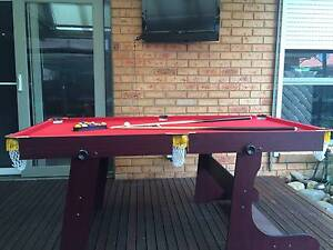 Pool Table Aspendale Gardens Kingston Area Preview