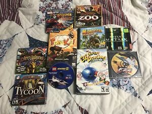 10 Computer Games see list