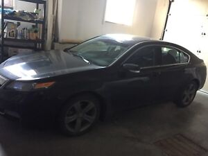 ACURA TL sh-awd 2014 takeover lease
