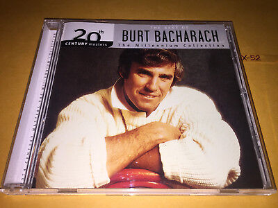 BEST of BURT BACHARACH hits CD alfie LOOK OF LOVE raindrops keep falling on