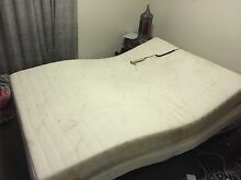 Electric adjustable queen-sized bed with massage function East Perth Perth City Preview