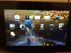 Blackberry playbook 16GB + Chargers