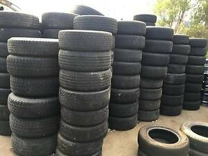 CHEAP SECOND HAND TYRE FOR SALE  %95 TRADE Rocklea Brisbane South West Preview
