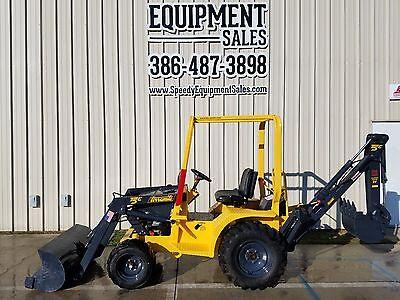 Terramite T5c Mini Tractor Loader Backhoe2wd