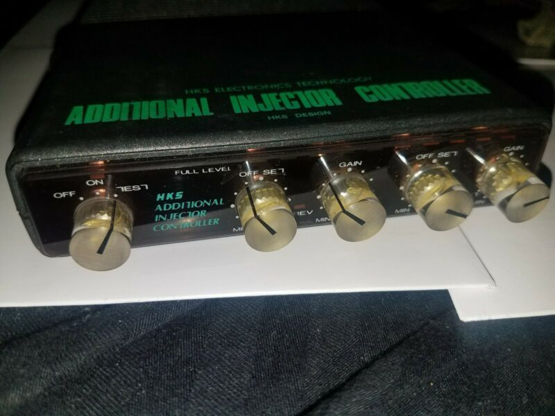 Rare Hks AIC Additional Injector Controller
