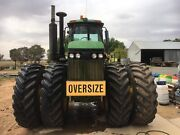 John Deere 8650 Tractor Brocklesby Greater Hume Area Preview