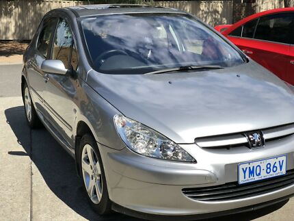 Peugeot 307 2004  Manual Gungahlin Gungahlin Area Preview