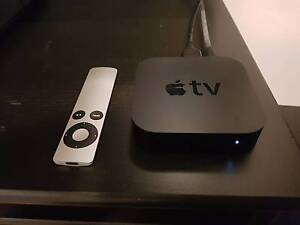 "Apple TV 3rd Generation plus a 51"" Samsung Plasma TV Pyrmont Inner Sydney Preview"