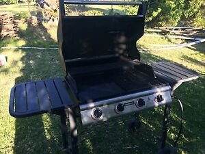 BBQ 4 burner. Never used. Arcadia Hornsby Area Preview