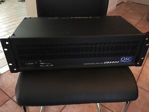 Amplificateur QSC USA 900